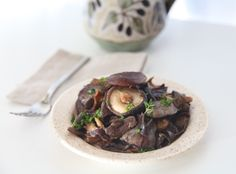 Chicken Livers with