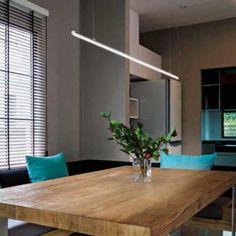 Kevyt ja ohut tehokas ledprofiili pitkän pöydänpäälle antamaan tasaisen valon kettiöön tai toimistoon. Saatavana myös mittojen mukaan Decor, Furniture, Dining, Dining Table, Table, Home Decor