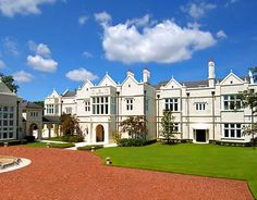 Your own private castle... only $15 million!