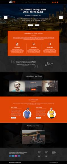 Free Website Template for Real Estate with JustSlider Free Real - Nice Templates
