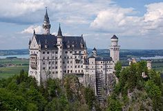 Explore and stay in castles in Germany, France, Ireland and Scotland.