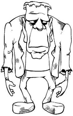 frankenstein coloring book pages halloween coloring pages frankenstein coloring pages frankenstein book pages coloring. dibujos faciles Frankenstein coloring book pages dibujos faciles Scary Coloring Pages, Fall Coloring Pages, Halloween Coloring Pages, Online Coloring Pages, Adult Coloring Pages, Coloring Pages For Kids, Coloring Books, Halloween Quilts, Moldes Halloween