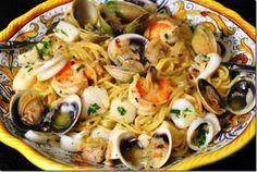 Spaghetti allo scoglio - La ricetta di Buonissimo