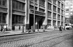 Fabrica Alpargatas - Avenida Regimiento de Patricios (en ese entonces Avenida Patricios) 1053. Año 1941. Street View, Cities, Pictures