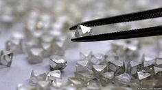 Working Lives: The rise of Botswana's rough diamonds - BBC News - it's not in South Africa but it's next door neighbour
