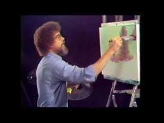 Bob Ross The Joy of Painting Winter Mist Episode - YouTube