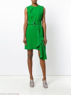 Офисное платье 2018 фото - https://voguemoda.ru/ofisnoe-plate-2018-foto