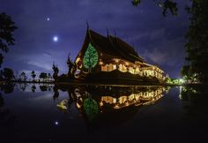 Wat Sirintrawat Pu-prow by Saravut Whanset on 500px