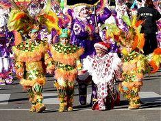 Carnaval de Badajoz, Spain