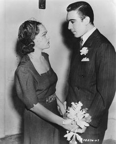 Wedding of Katherine DeMille (June 1911 – April adopted daughter of Cecil B DeMille and Anthony Quinn, The couple divorced in Celebrity Wedding Photos, Celebrity Couples, Wedding Pics, Celebrity Weddings, Wedding Couples, Wedding Dresses, Wedding Ceremony, Hollywood Stars, Classic Hollywood
