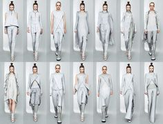 Sci Fi High Fashion : Gareth Pugh