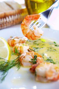 5 Spectacular Shrimp Dishes..Pico de Gallo Shrimp and Avocado Salad:
