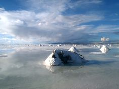 Bolivia Travel - The best way to see the Uyuni Salt Flats