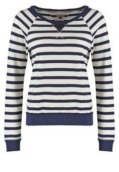 Hilfiger Denim ALICE - Sweatshirts - egret / peacoat - Zalando.dk