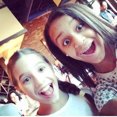 Kenz and Nia