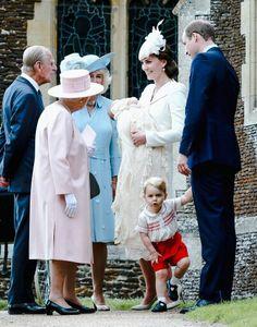 Princess Charlotte's christening day! July 5, 2015
