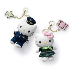Eva Air vs. Hello kitty Hello Kitty Keychain, Airplane Painting, Sky Shop, Pochacco, Home Sew, Sanrio Characters, Little Twin Stars, My Melody, Plushies