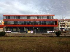 Neue Sparkasse Marktstrasse