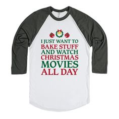 Show off your love for your favorite Christmas movie with this shirt. This makes the perfect shirt to wear all holiday season. And it's a great gift for your fa Christmas Time Is Here, Merry Little Christmas, Noel Christmas, Christmas And New Year, All Things Christmas, Winter Christmas, Christmas Crafts, Christmas Decorations, Christmas Shirts