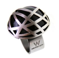 Paola Hernández ring, designed for the W Hotel Mexico City.