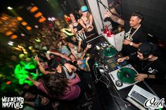 DJ Pauly D and Grandtheft at Oak Lounge Milwaukee for the After Hours Party | Weekend Natives Entertainment