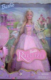 Barbie as Rapunzel NRFB