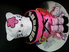 Diaper cake for Baby Herbie by ChereenLiu