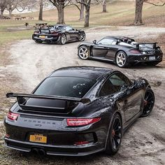 GT3, Carrera GT or 918 ? | Photo Via: @Exotic_Car_Lover