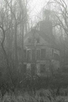 I have a heart for abandoned houses. I feel a connection.