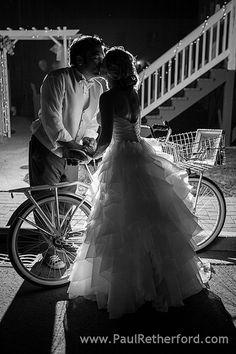 Mackinac Island Wedding Photo