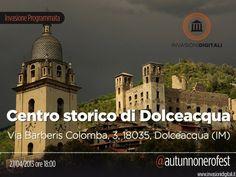 HorrorMagazine | Autunnonero invade il centro storico di Dolceacqua #invasionidigitali