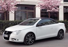 Volkswagen Eos 2014 can't wait to trade up one day