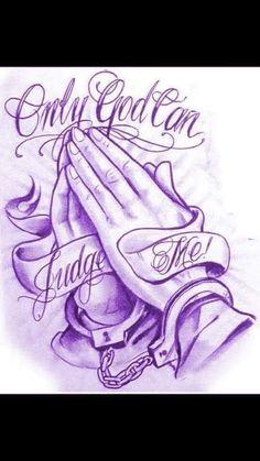 Only god can judge me Lower Back Tattoo Designs, Lower Back Tattoos, Tattoo Design Drawings, Tattoo Sketches, Dope Tattoos, Body Art Tattoos, Tattoo Script, I Tattoo, Feminine Skull Tattoos