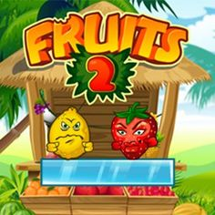 Five #grumpy fruits, want to be juiced. Help them by #smashing them! Click on the fruits to make them jump up and down. Smash all fruits to make #fruit #juice out of each #level in this #arcade #game.