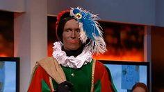Zwarte Piet verliest zijn kroeshaar