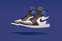 I Love Sneakers - The Sneaker Blog: fragment design x Air Jordan 1 Retro High OG