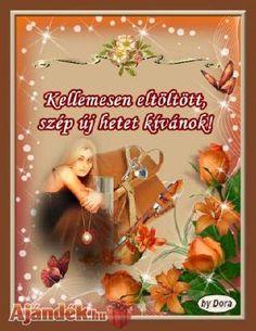 Szép hetet kívánok!,Kellemes szép új hetet..,Szép új hetet kívánok! , Kellemes szép új hetet...,Kellemes hétvégét kivánok!,Kellemes Új hetet kívánok!,Szép hetet kívánok., Kellemes hetet!,Szép napot és hetet kívánok!,Kellemes Új hetet kívánok!, - hegyesne Blogja - Borsányi Attilától, Borsányiné Farkas Erzsótól, Fábiánné Képes Terikétől!, Kellemes szép estét és hétvég, Kozák Krisztina Barátnőmtől!, Mátyás Gyöngyikétől, GULÁCSI ROZÁLIÁTÓL, Parej Eva. Barátság/Harmóni, RÓZSIKA SZÉP VIDEÓI, KELLEMES Christmas Ornaments, Holiday Decor, Blog, Christmas Jewelry, Blogging, Christmas Decorations, Christmas Decor
