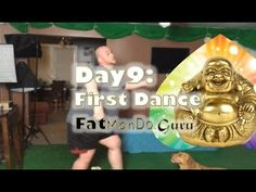 I LOVE DANCING!   My dream would be to dance for a pop diva!   #FatManDo