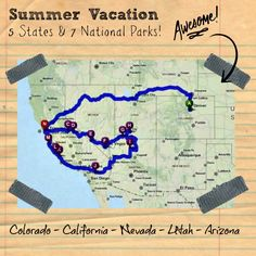 Road Hacks For Getting Home For The Holidays In One Piece This trip itinerary is one that we did in the Summer of 2013 from July 23rd – August 15th. We are fortunate that we can take extended vacations, but if you aren't able to get that much time away, you can take pieces of this trip report and use it to build an itinerary that …