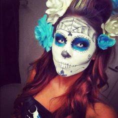 Need to up the makeup for Halloween 2012.... Any ideas?!