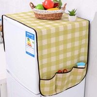 · 100% brand new and high quality · Material: Non-woven fabric · Universal and wide-use. · Refrig