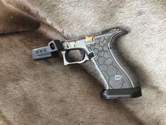 Thumb Rests Glock 34 & Contrapeso