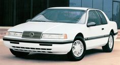 1990 Mercury Cougar LS  Loved this car!! So fast and fun to drive :)