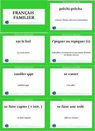 Les caractéristiques du français familier | Français facile French for Beginners