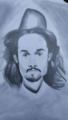 It's a pencil sketch of a great youtuber bhuvan bam...