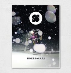 Sidetracked has always been about inspiring others through sharing adventures that test physical and emotional limits In Patagonia, New Print, Inspire Others, Paper Goods, All Things, Discovery, Inspiration, Adventure, Alaska