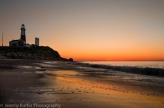 Lighthouse Sunrise by Jeremy Raffer, via 500px