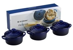 Image for Set of 3 Mini Cocottes from Le Creuset