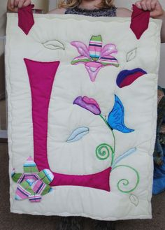Large Custom made quilted wall hangings  Each on made just for you xx  www.facebook.com/habercraftey