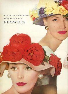 Vogue 1956, Irving Penn